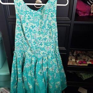 LC flower dress